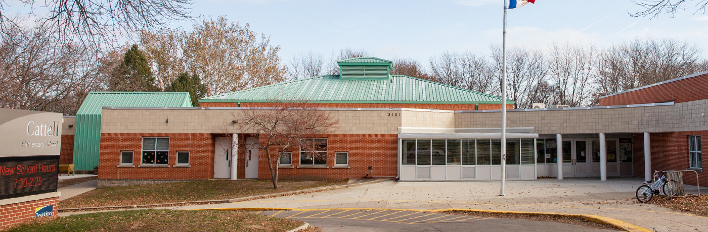 Cattell Elementary School Building