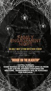 Black Spooky Halloween Sale Instagram Story